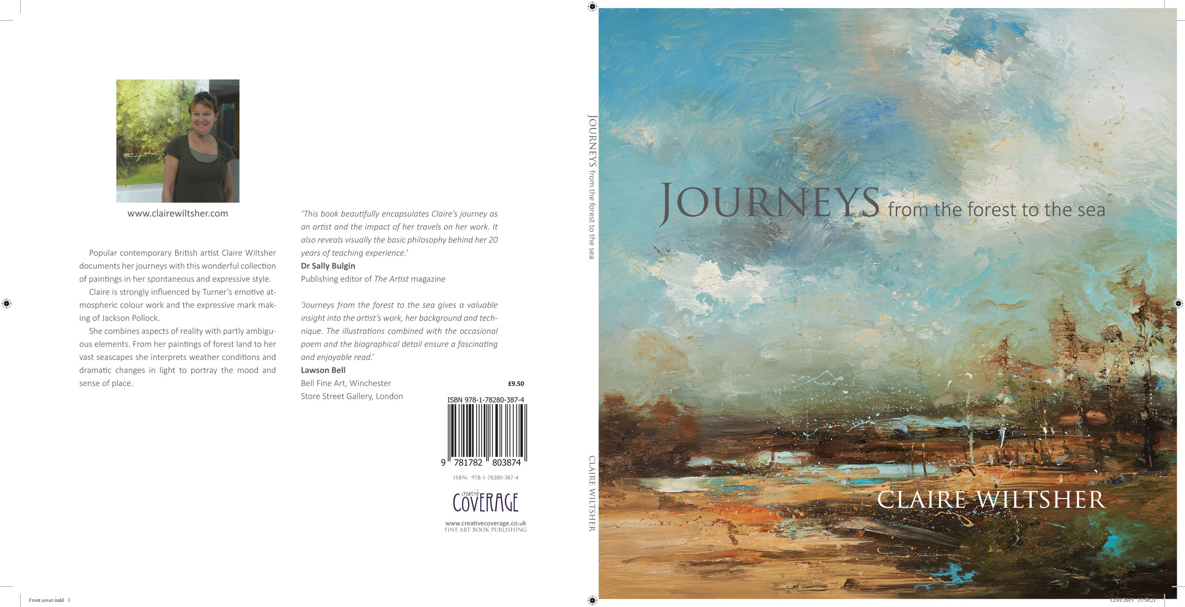 Front cover Journeys from the forest to the sea lr